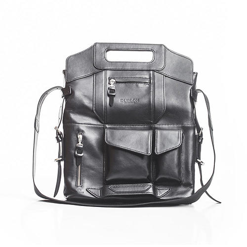 "Bag-backpack MacBook Pro 15.4"" Megapolis XL Modern Black"